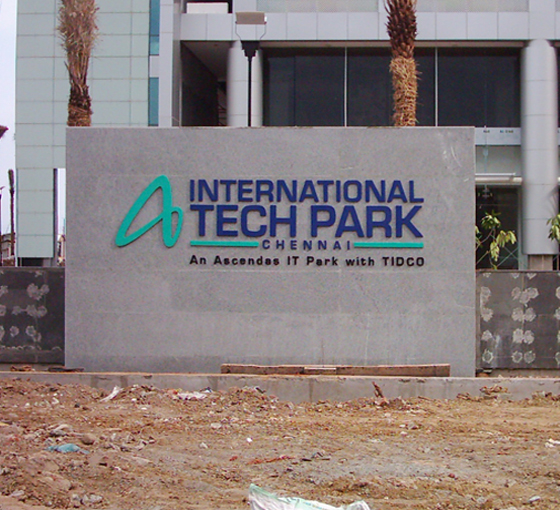 Metal Letters Chennai 3d Letters In Chennai Hitech Vision
